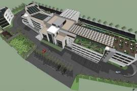 Project to build a senior home in the Algarve with 80 bedrooms
