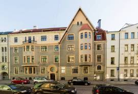 For long-term rent 4 room apartment in Riga!