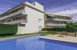 Apartment with balcony, communal pool in Roses