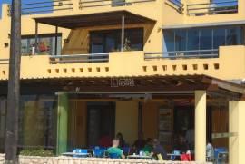 Snack Bar at the Portimão Marina