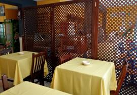 Well-regarded Restaurant, total/ equipped, terrace, guaranteed clientele, ready to operate