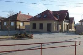 Hungarian guest house building near Eger
