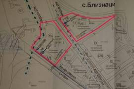 Land with planning permission in Bliznat...