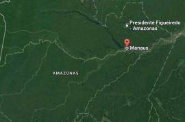HUGE AREA FOR SALE IN AMAZON RAINFOREST