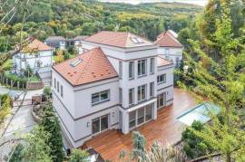 Luxury villa with pool and garden, Prague 6