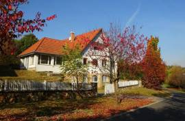 Csobánka boarding house in picturesque environment
