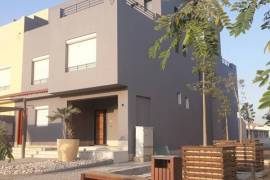New villa Townhouse modern for rent in Palm hills