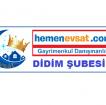HemenEvsat.com Didim Şubesi